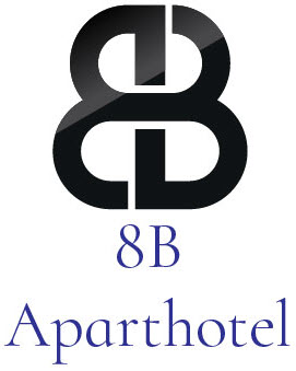 Logo khách sạn 8B Aparthotel
