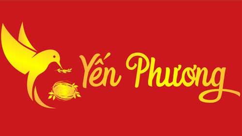 Logo bán tổ yến - Yến Phương