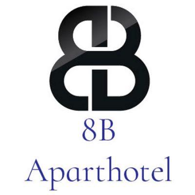 Logo khách sạn 8B Apart Hotel