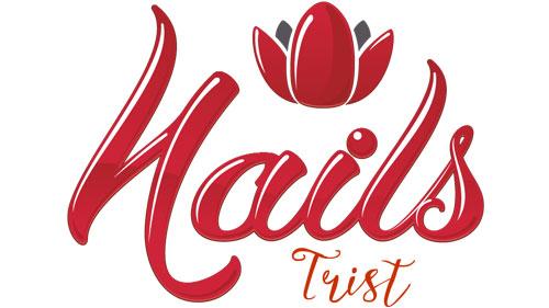Logo tiệm nail - texas nails and spa