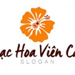 Logo An Gia kinh doanh quán cafe trà sữa hoa viên