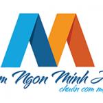 Logo Cơm Ngon Minh Anh