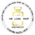 Logo shop nước hoa Hải Loan